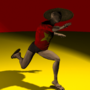 Run Cycle by ShadyDingo