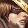 Rogue Portrait by LuisEC