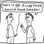 Second hand Smoke by tonyfamous