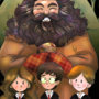Harry and Friends by doublemaximus