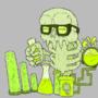 Skull Labrat by UnderARock