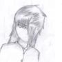 Emo Anime Drawing by Emomudkip