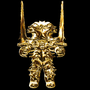 Golden Warrior by icecold-productions