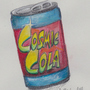 Cosmic Cola by CourageousCosmic