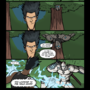 SOMEWHERE IN THE FOREST PAGE 1 by Sabrerine911