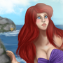 Ariel - Under the sunlight by Rrachel-chan