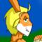 Messenger bunny
