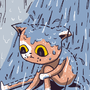 Wet Cat of Sadness by Erbmaster