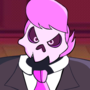 Mystery Skulls Ghost Animated by IceBreak23