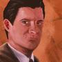Agent Cooper by Hexjohn