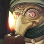 Candle Bearer by LuisEC