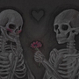 Skeletons need love too by Unseelie