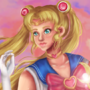 Sailor Moon by Rrachel-chan