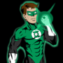 Green Lantern by TheIYouMe