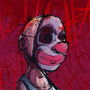 Clownin around by SKillustration