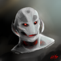 Ultron Fanart by GGTFIM