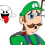 Luigi's Mansion by IceBreak23