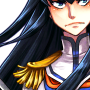 Satsuki Kiryuin by Fullmetalomi