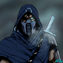 Sub-zero Alternate costume by GGTFIM