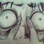 Sketching Shinji by doublemaximus