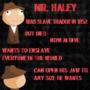 Super Money Island 3 - Mr. Haley Ref Sheet by TheFlippmeister