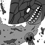 Hunter Diaries: Plesioth by PhantomArcade3000