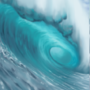 Elemental- cintiq paint test by JBoston