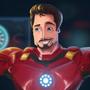 Tony Stark by Iceey23