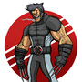 X-FORCE LOGAN by Sabrerine911