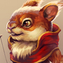 Squirrel Archer by Koel-Art