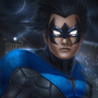 Nightwing fanart by NGXmusical