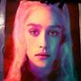 Daenerys Targaryen Fanart by LexDeboir
