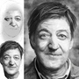 Stephen Fry Progress by MaxRH