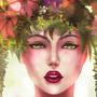 Spring's Gaia repaint by Dahlia-K