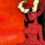 Demon Girl by leono9000