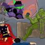 Hulk's Throne by animemasterzinc