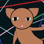 LASER CAT by Akari19