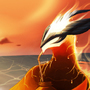 DOTA2: Someone's Beach Phoenix by Bentusi-Paladin