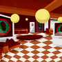 Cafe background