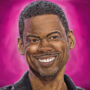 Chris Rock Portrait Painting by IanMaiguaPictures