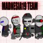 Madnesia19 Team by goncalves2341