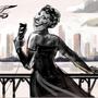Ella Fitzgerald by Haili
