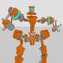 orange mech by Alan1149