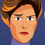 Captain Janeway by Haili