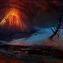 volcano by DanielClasquin