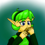 The Forest Sage Saria by MylesAnimated