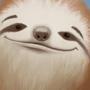 Slothfie by icheban