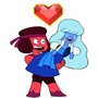 Ruby and Sapphire by Shapow64