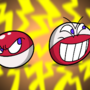 Voltorb and Electrode by ToonCastleTV