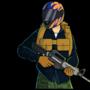 DayZ survivor by TheIYouMe